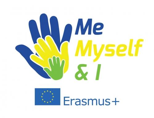 """Jaunatnes darbinieku apmācību projekts """"Me, Myself and I"""""""