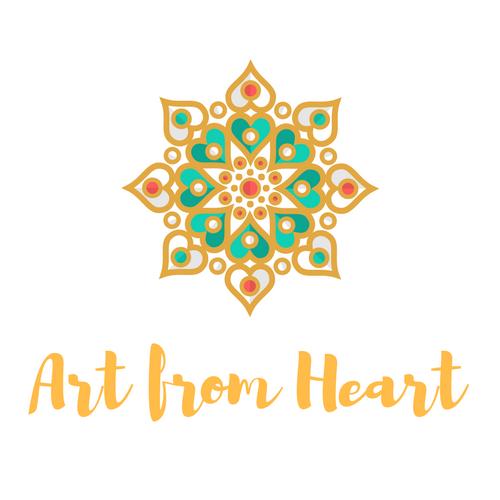 """Jauniešu apmaiņas projekts """"Art from Heart"""""""