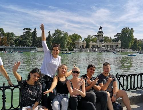 Let's embrace multiculturalism- jauniešu apmaiņa Spānijā!