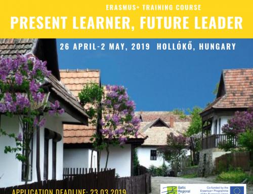 Piesakies Erasmus+ apmācībām Ungārijā!