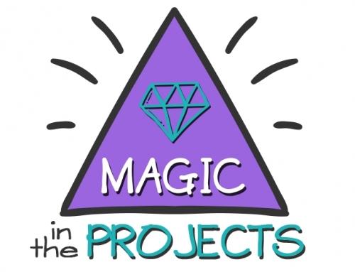 """Jaunatnes darbinieku apmācību projekts """"Magic in the Projects"""""""