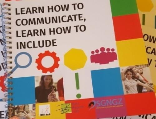 "Projekts ""Jaunas metodes iekļaušanai"" (New methods for Inclusion)"