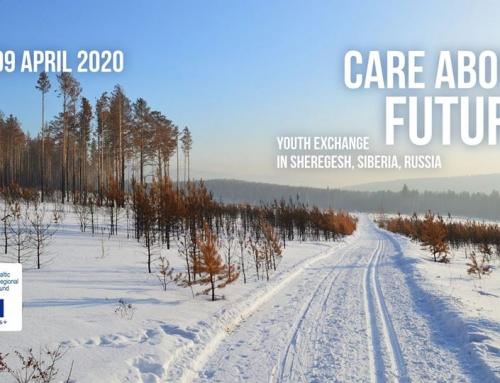 Atvērta pieteikšanās Erasmus+ projektam Sibīrijā!