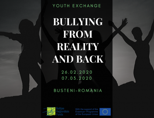 Atvērta iespēja Erasmus+ projektam Rumānijā!