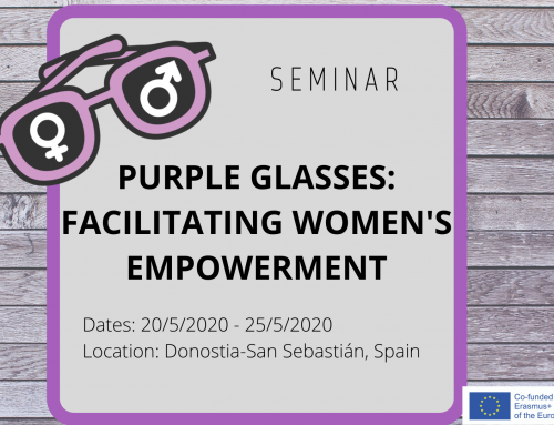 ErasmusPlus Seminar in Spain!