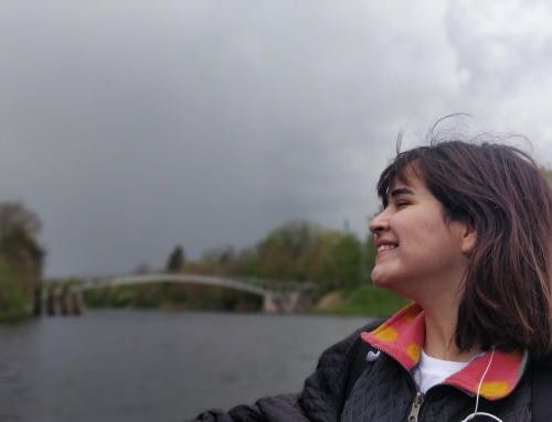 Story from Aynur about her 3 months in Riga