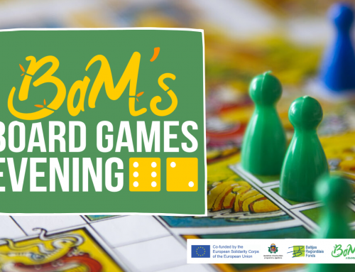 Board Games Evening Vol. 8.