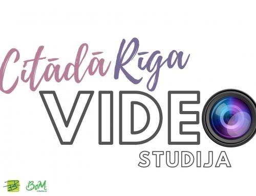 Citādā Rīga: Video studija