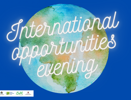 International opportunities evening