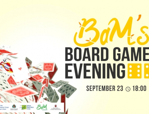Board Games Evening Vol. 10.