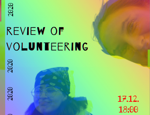 Review of volunteering 2020