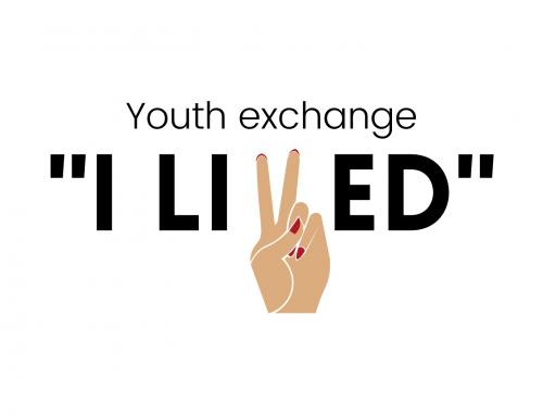 """Jauniešu apmaiņas projekts """"I lived"""""""